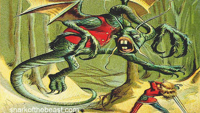 Snark of the Beast Welcome - Jabberwock Battle