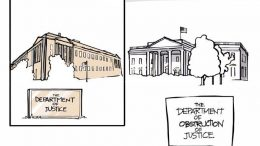 Department of the Obstruction of Justice